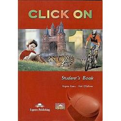 Język angielski. Click on 1. Student's Book, gimnazjum - Virginia Evans, Neil O′Sullovan