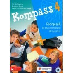 Język niemiecki. Kompass 4 - podręcznik, gimnazjum - Elżbieta Reymont
