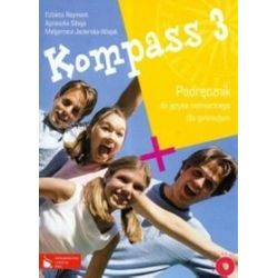 Język niemiecki. Kompass 3 - podręcznik, gimnajzum - Elżbieta Reymont