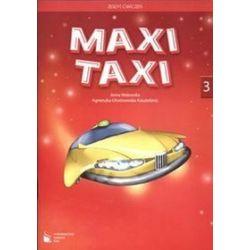 Język angielski, Maxi Taxi 3 - zeszyt ćwiczeń, szkoła podstawowa - Agnieszka Otwinowska-Kasztelanic, Anna Walewska