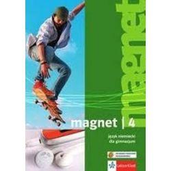 Język niemiecki, Magnet 4 - podręcznik, gimnazjum - Giorgio Motta