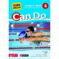 Język angielski, Can Do 4 - podręcznik, gimnazjum