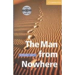 Man from Nowhere: Book with Audio CD - poziom 2 - Bernard Smith