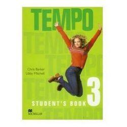 Język angielski. Tempo 3. Student's book, szkoła podstawowa