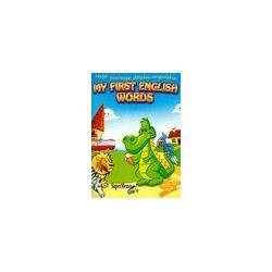 Moje pierwsze słówka angielskie My first english words CD (CD)