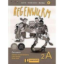 Język niemiecki. Regenwurm 2a. ćwiczenia, klasa 5, szkoła podstawowa - Ernst Endt, Elżbieta Krulak-Kempisty, Lidia Reitzig