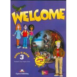 Język angielski. Welcome Pupil's Book 3, klasa 4-6, szkoła podstawowa - Virginia Evans, Elizabeth Gray