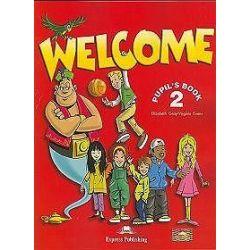Język angielski. Welcome 2 - Pupil's Book, klasa 4-6, szkoła podstawowa - Virginia Evans, Elizabeth Gray