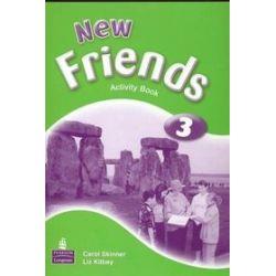 Język angielski. New Friends 3 - ćwiczenia, klasa 4-6, szkoła podstawowa