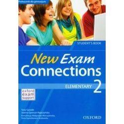 Język angielski. New Exam Connections 2 Elementary - Student's Book, gimnazjum - Tony Garside, Joanna Spencer-Kępczyńska