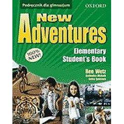 Język angielski. New Adventures Elementary Student's Book - podręcznik, gimnazjum - Catherine McBeth, Jenny Quintana, Ben Wetz
