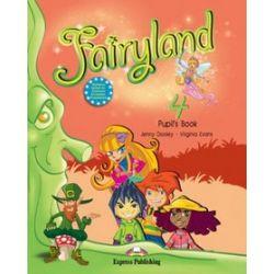 Język angielski. Fairyland 4, Pupil's Book , klasa 4-6, szkoła podstawowa - Jenny Dooley, Virginia Evans