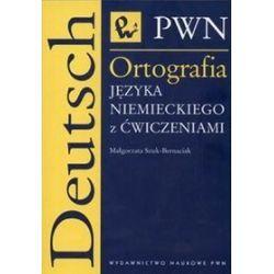 Ortografia języka niemieckiego z ćwiczeniami - Małgorzata Szuk-Bernacik