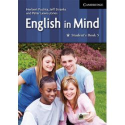 Język angielski. English in Mind 5 Student's Book, gimnazjum - Peter Lewis-Jones, Herbert Puchta, Jeffrey Stranks