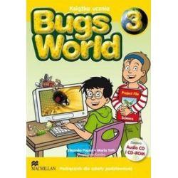 Język angielski. Bugs World 3 - podręcznik, klasa 3, szkoła podstawowa - Elisenda Papiol, Magdalena Kondro, Maria Toth