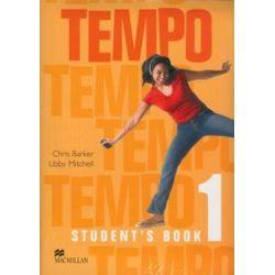 Język angielski, Tempo 1 - podręcznik, klasa 4-6, szkoła podstawowa - Chris Barker, Libby Mitchell