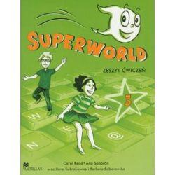 Język angielski, Superworld 3 - ćwiczenia, klasa 1-3, szkoła podstawowa - Ilona Kubrakiewicz, Carol Read, Ana Soberon