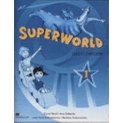 Język angielski, Superworld 1 - ćwiczenia, klasa 1-3, szkoła podstawowa - Carol Read, Ana Soberon