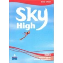 Język angielski, Sky High Starter - ćwiczenia, klasa 4-6, szkoła podstawowa - Brian Abbs, Ingrid Freebairn, Dorota Łoś-Sapiejewska