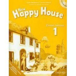 Język angielski, New Happy House 1 - zeszyt ćwiczeń, klasa 1, szkoła podstawowa - Stella Maidment, Lorena Roberts
