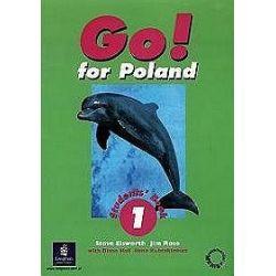 Język angielski, Go! for Poland 1 - podręcznik, klasa 4-6, szkoła podstawowa - Steve Elsworth, Diane Hall, Ilona Kubrakiewicz