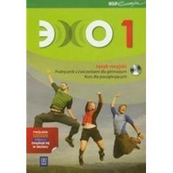 Język rosyjski. Echo 1 - podręcznik z ćwiczeniami - Beata Gawęcka-Ajchel