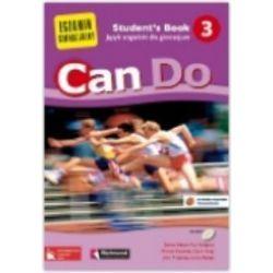 Język angielski, Can Do 3, Egzamin gimnazjalny - podręcznik, część 3, gimnazjum - Michael Downie, David Gray, John M. James
