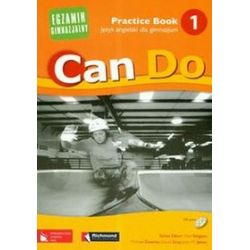 Język angielski, Can Do 1 - zeszyt ćwiczeń , gimnazjum - Michael Downie, David Gray, John M. James