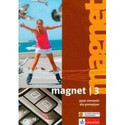 Język niemiecki. Magnet 3 - podręcznik, część 3, gimnazjum - Giorgio Motta