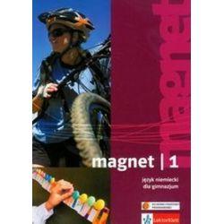 Język niemiecki. Magnet 1 - podręcznik, część 1, gimnazjum - Giorgio Motta