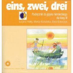Język niemiecki, eins, zwei, drei - podręcznik, klasa 3, szkoła podstawowa - Lucyna Halej, Marta Kozubska, Ewa Krawczyk