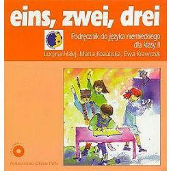Język niemiecki, eins, zwei, drei - podręcznik, klasa 2, szkoła podstawowa - Lucyna Halej, Marta Kozubska, Ewa Krawczyk