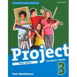 Język angielski - Project 3, Student`s book, Third edition - podręcznik dla szkoły podstawowej - Tom Hutchinson