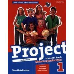 Język angielski Project 1 - podręcznik, klasa 4-6, szkoła podstawowa - Tom Hutchinson