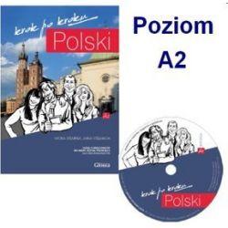 Polski krok po kroku Podręcznik do nauki A2 + CD