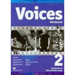 Język angielski. Voices 2 - ćwiczenia, część 2, gimnazjum - Steve Bilsborough, Katherine Bilsborough