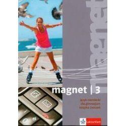 Język niemiecki. Magnet 3 - ćwiczenia, część 3, gimnazjum - Giorgio Motta