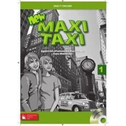 Język angielski. New Maxi Taxi 1 - zeszyt ćwiczeń, klasa 4-6, szkoła podstawowa - Agnieszka Otwinowska - Kasztelanic, Anna Walewska