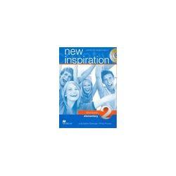 Język angielski. New inspiration 2. Workbook + CD - Judy Garton-Sprenger, Philip Prowse