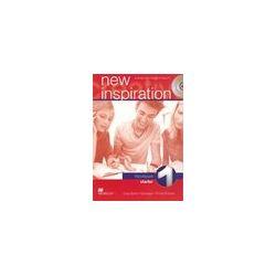 Język angielski. New inspiration 1. Workbook + CD - Judy Garton-Sprenger, Philip Prowse