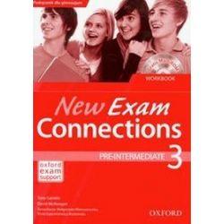 Język angielski. New Exam Connections 3 Pre-Intermediate. Workbook, gimnazjum - Tony Garside, David McKeegan
