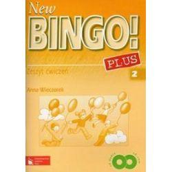 Język angielski. New Bingo! Plus 2 - zeszyt ćwiczeń, szkoła podstawowa - Anna Wieczorek