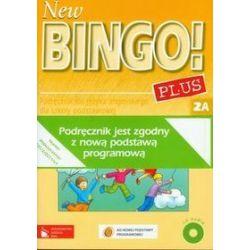 Język angielski. New Bingo! Plus 2 - podręcznik A/B, szkoła podstawowa - Anna Wieczorek