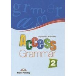 Język angielski. Access 2 Grammar - podręcznik, gimnazjum - Jenny Dooley, Evans Virgina