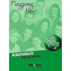 Język niemiecki. Pingpong Neu 2 - ćwiczenia, edycja polska, gimnazjum - K. Frölich, Gabriele Kopp