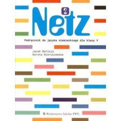 Język niemiecki, Netz 2 - podręcznik, klasa 5, szkoła podstawowa - Jacek Betleja, Dorota Wieruszewska
