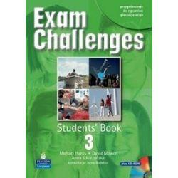 Język angielski, New exam challenges 4 - podręcznik, gimnazjum - Rod Fricker, Michael Harris, David Mower