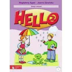Język angielski, Hello 2 - zeszyt ćwiczeń, klasa 2, szkoła podstawowa - Magdalena Appel, Joanna Zarańska