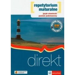 Repetytorium maturalne - Direkt - poziom podstawowy (new curriculum + new matura) - Beata Ćwikowska, Beata Jaroszewicz, Anna Wojdat-Niklewska