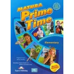 Matura Prime Time Elementary, Student's Book + eBook - Jenny Dooley, Virginia Evans